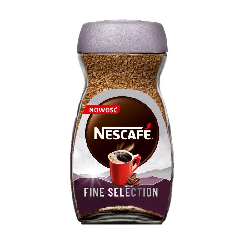 Kawa NESCAFE Fine Selection